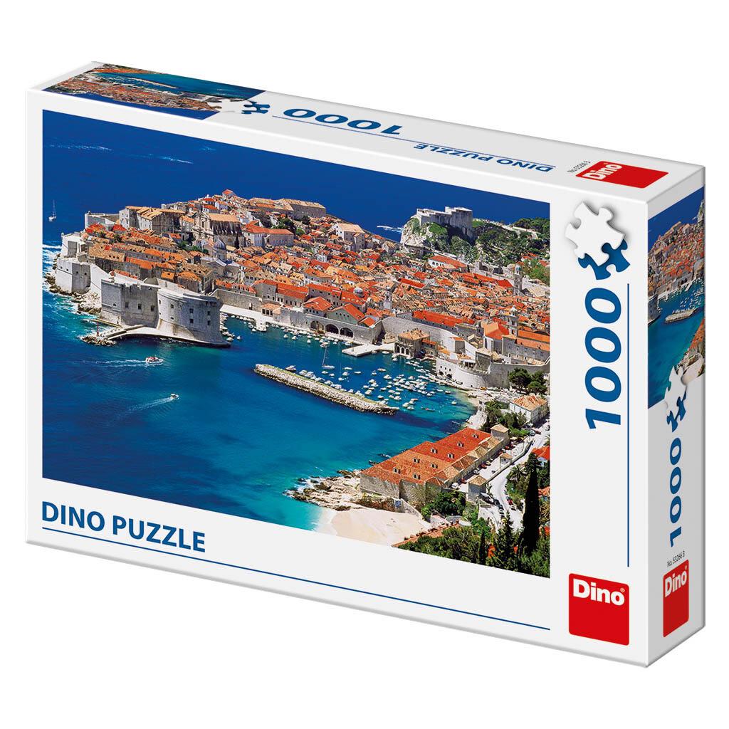 PUZZLE 1000 pcs - Dubrovnik - DINO