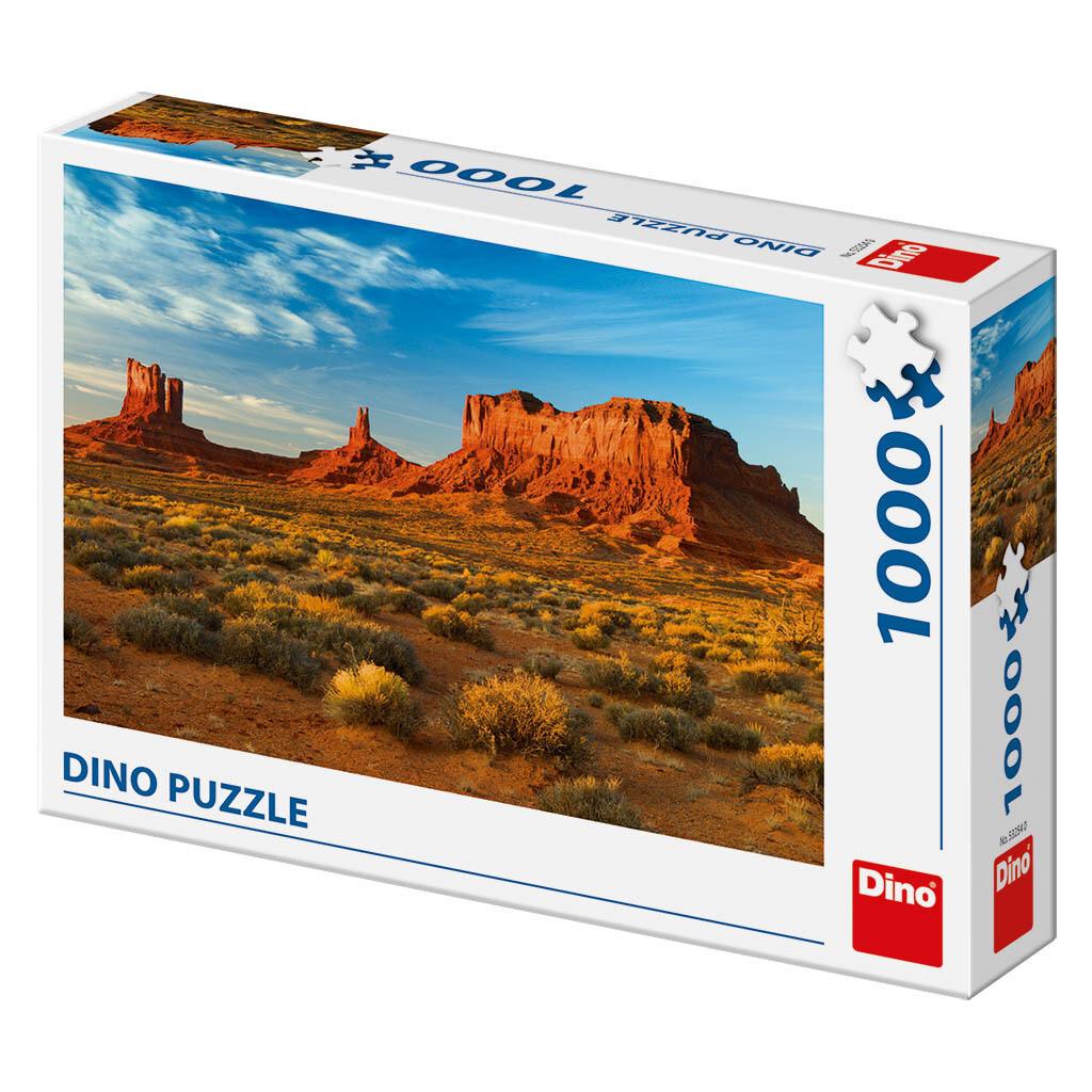 PUZZLE 1000 pcs - Arizona - DINO