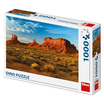 PUZZLE 1000 pcs - Arizona - DINO