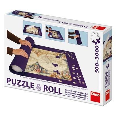 TAPETE para Puzzle - 500 a 3000 pcs - DINO