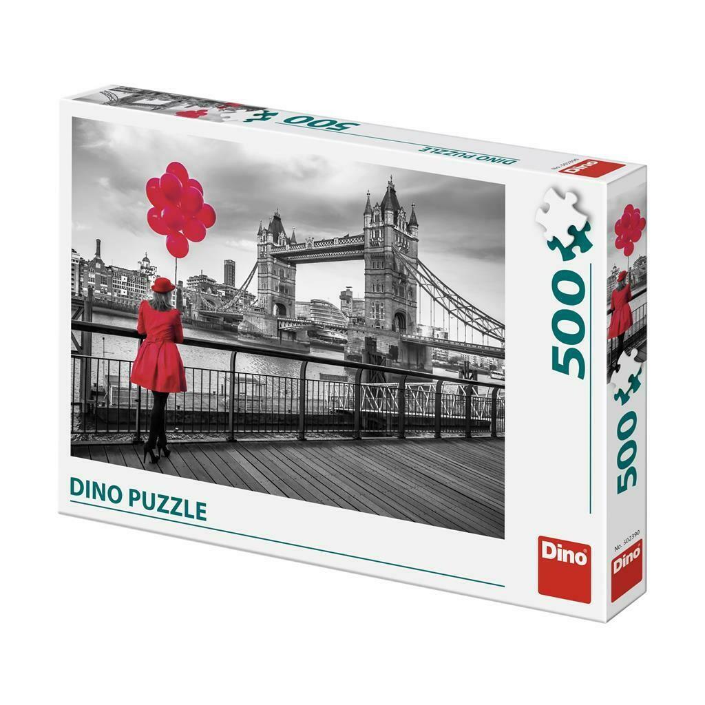 PUZZLE 500 pcs - Londres - DINO