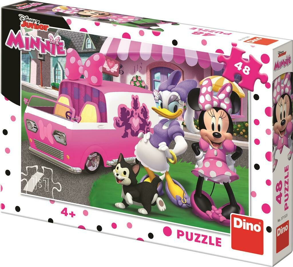 PUZZLE 48 pcs Minnie e Margarida -Disney - DINO