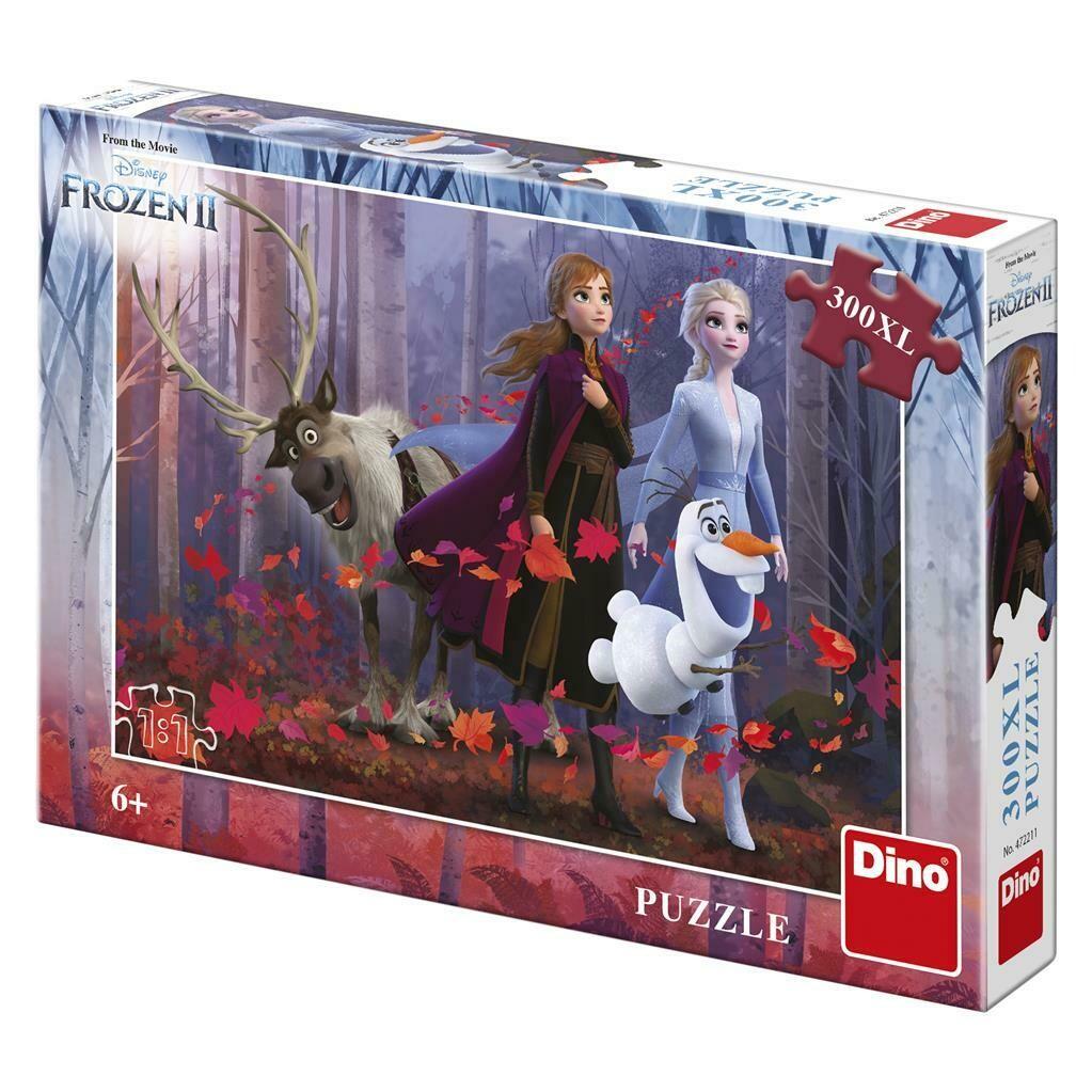 PUZZLE 300 pcs XL Frozen 2 - Disney - DINO