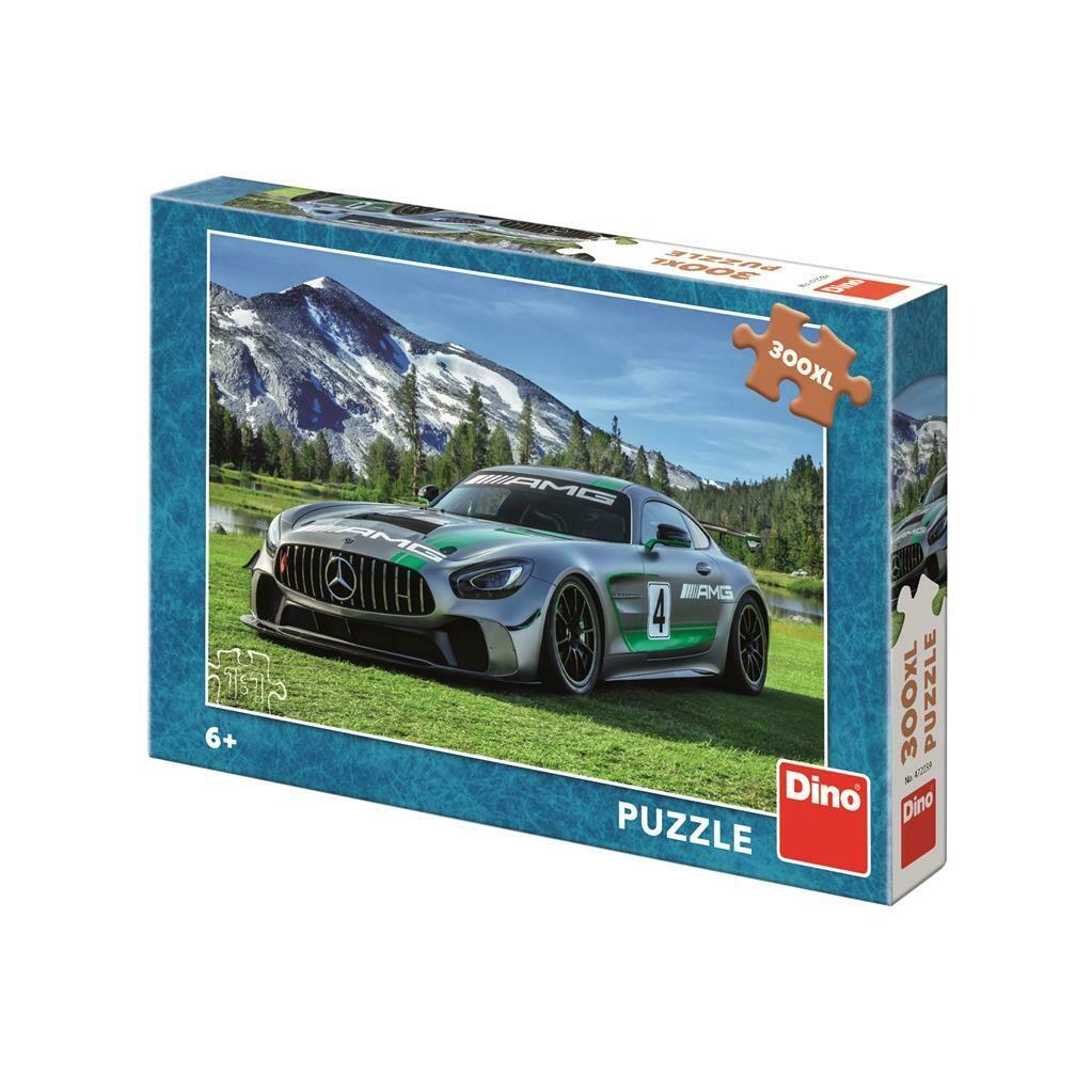 PUZZLE 300 pcs XL Mercedes AMG GT - DINO