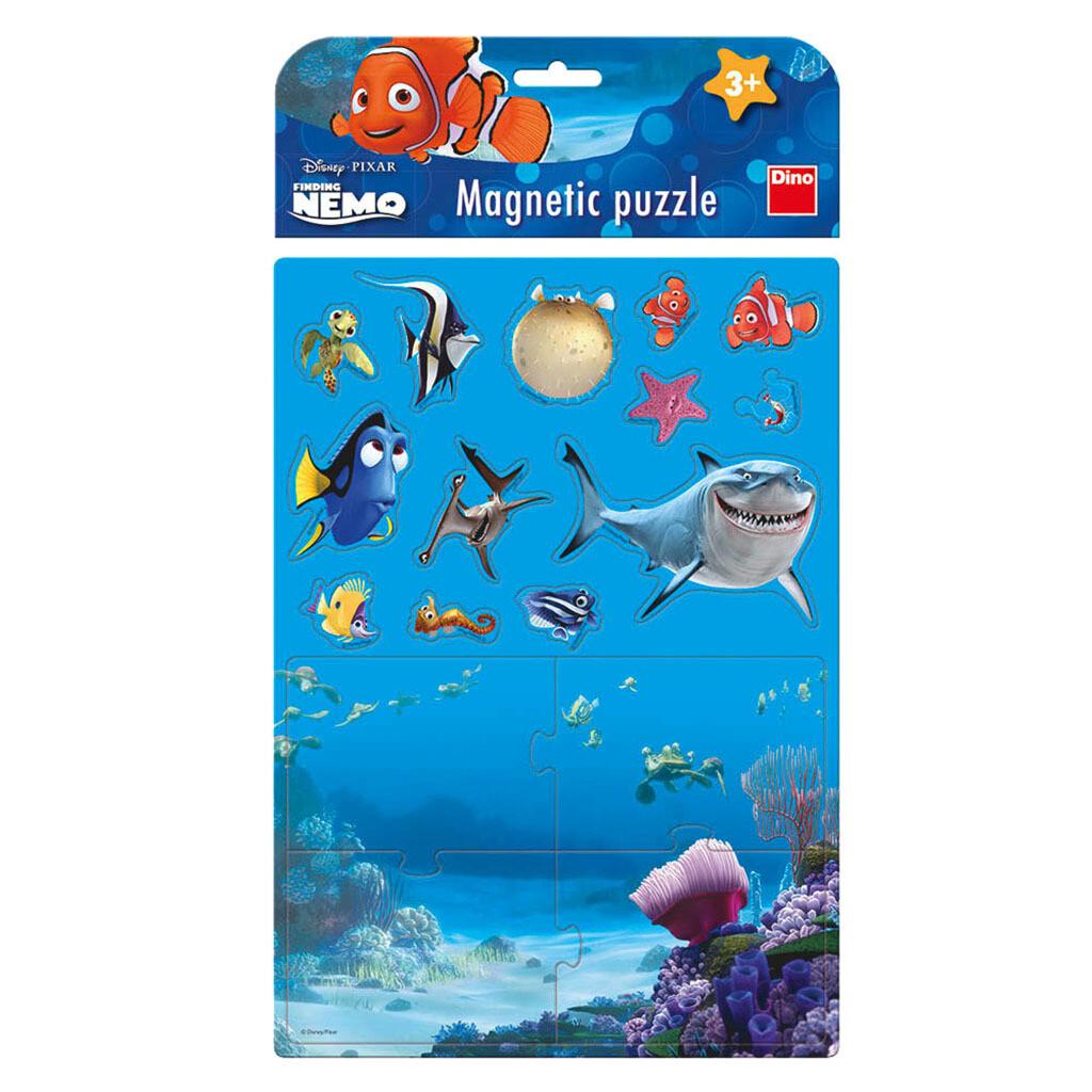 PUZZLE MAGNETICO - Nemo - Disney - DINO