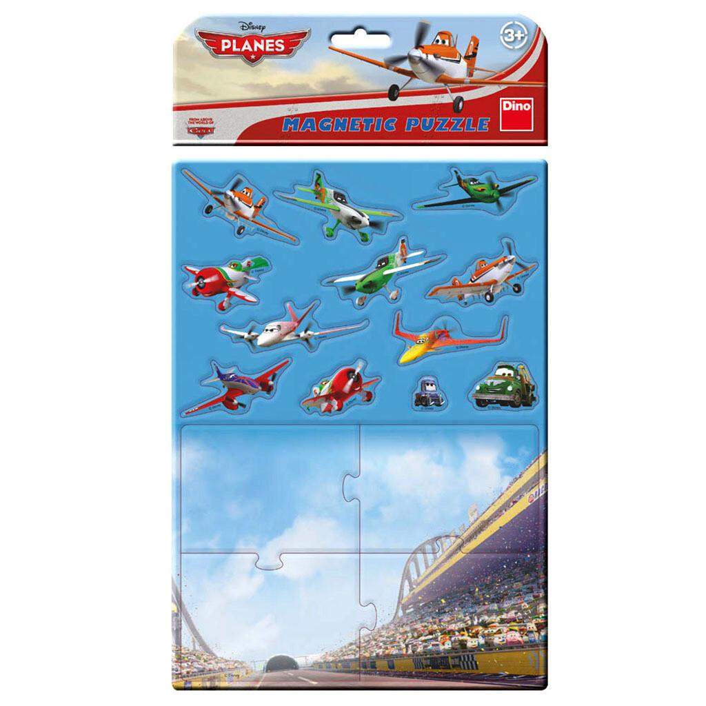 PUZZLE MAGNETICO - Aviões - Disney - DINO