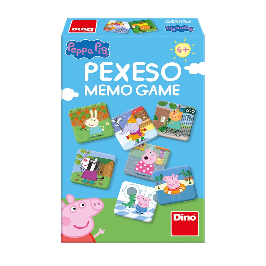 MEMÓRIA Jogo - Peppa Pig - DINO