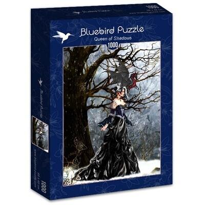 PUZZLE 1000 pcs -Rainha das Sombras - BLUEBIRD