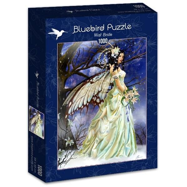 PUZZLE 1000 pcs - Mist Bride - BLUEBIRD