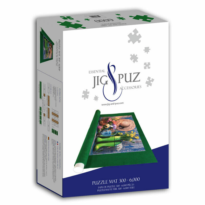 TAPETE para Puzzle - 300 a 6000 pcs - Jig & Puz