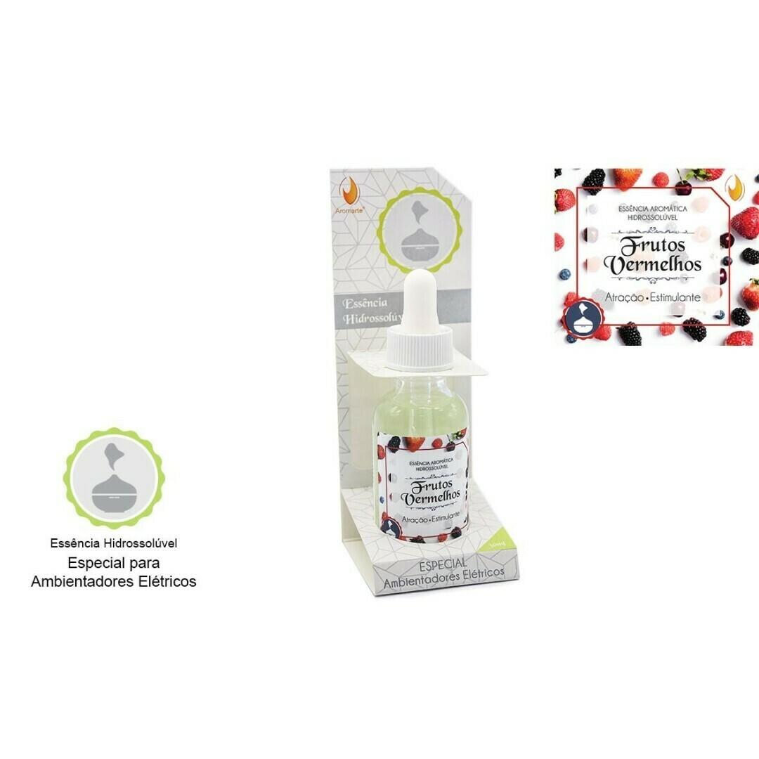 AMB. p/Ambientador Elétrico Frutos Vermelhos30ml