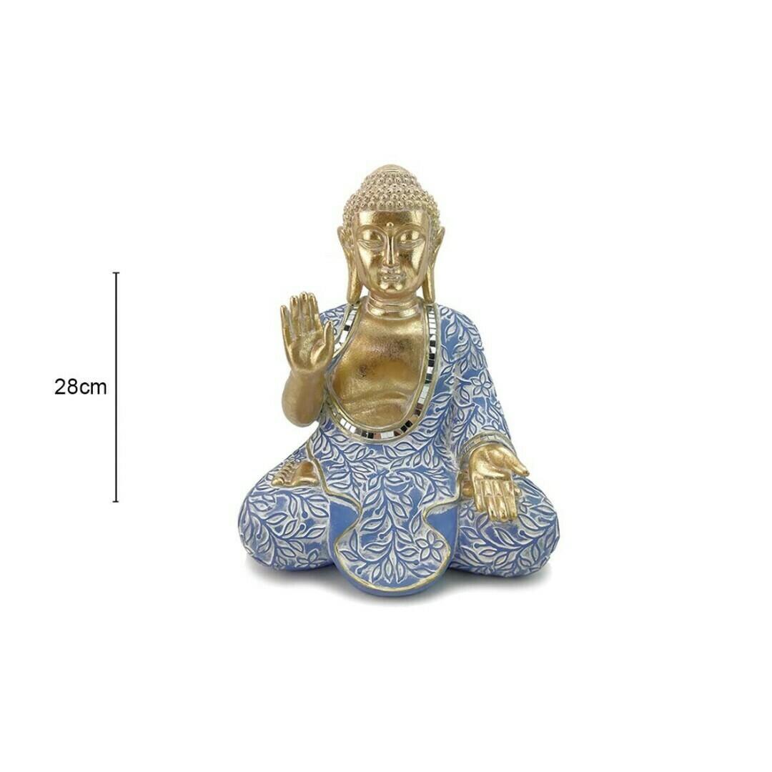 BUDA Resina 22x17x28cm