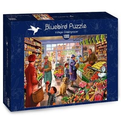 PUZZLE 1000 pcs - Loja de Verduras - BLUEBIRD