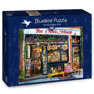 PUZZLE 1000 pcs - Livraria Infantil - BLUEBIRD