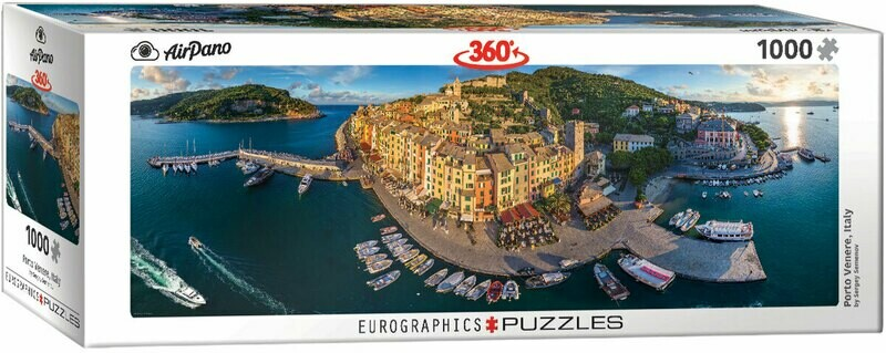 PUZZLE 1000 pcs Porto Venere - Eurographics