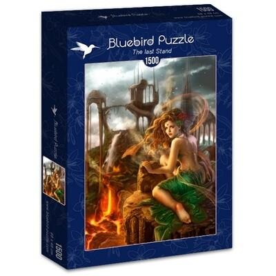 PUZZLE 1500 pcs - Last Stand - BLUEBIRD
