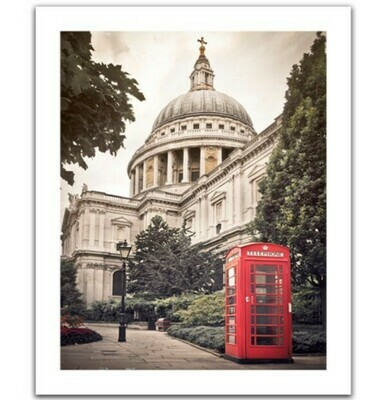 PUZZLE 500 pcs - St Paul's Cathedral - Pintoo