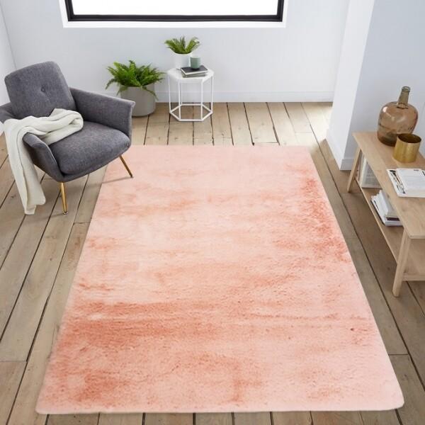 Carpete Bunny Rosa 140x200cm