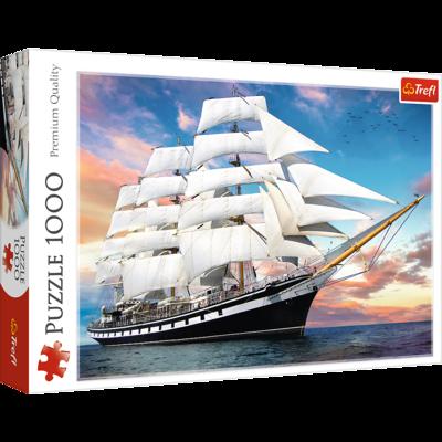 PUZZLE 1000 pcs - Cruise - TREFL