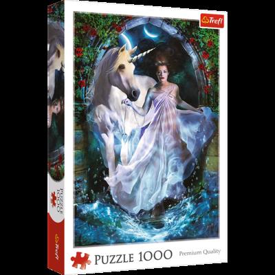 PUZZLE 1000 pcs - Magical Universe - TREFL