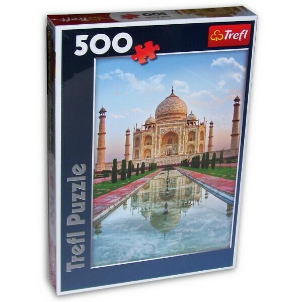 PUZZLE 500 pcs - Taj Mahal - TREFL