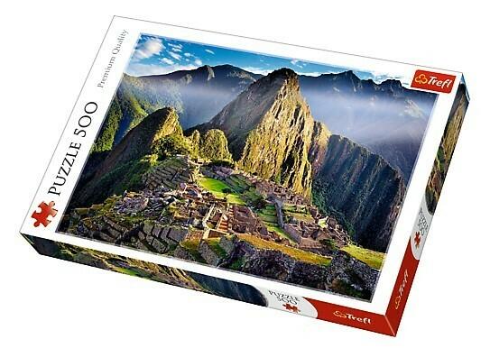PUZZLE 500 pcs - Machu Picchu - TREFL