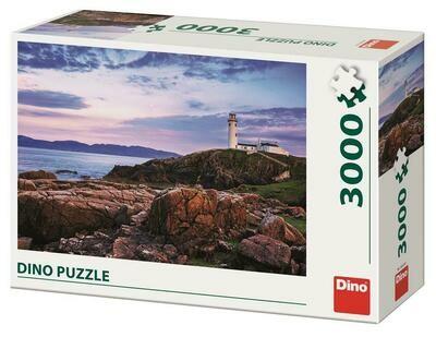 PUZZLE 3000 pcs - Farol - DINO