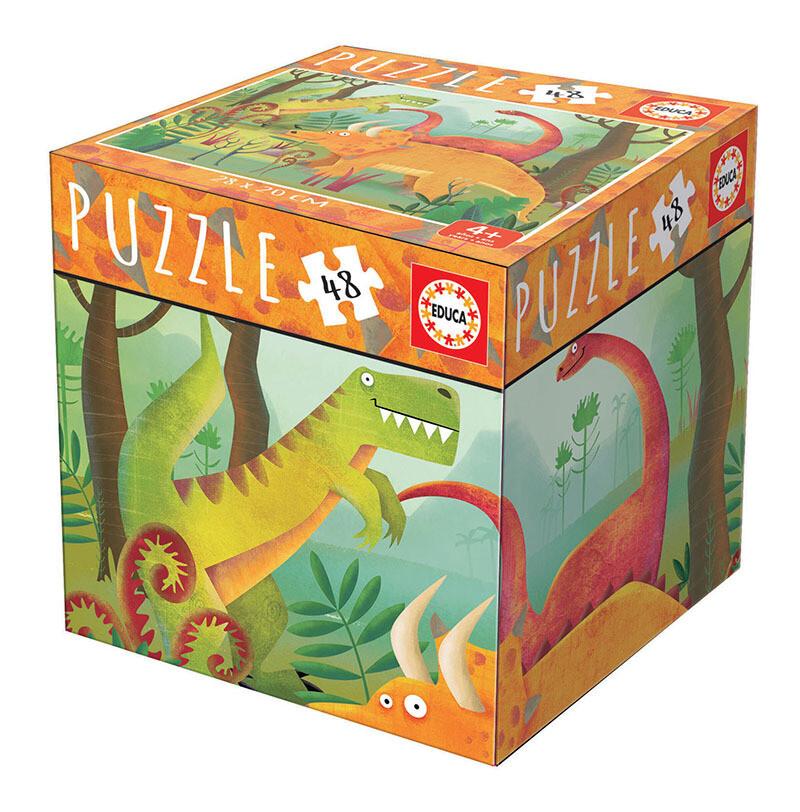 PUZZLE 48 pcs Dinossauro - EDUCA