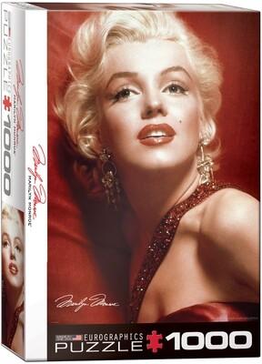PUZZLE 1000 pcs - Marilyn Monroe - Eurographics