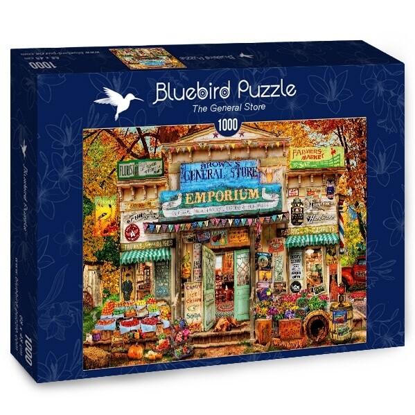 PUZZLE 1000 pcs - Mercearia - BLUEBIRD