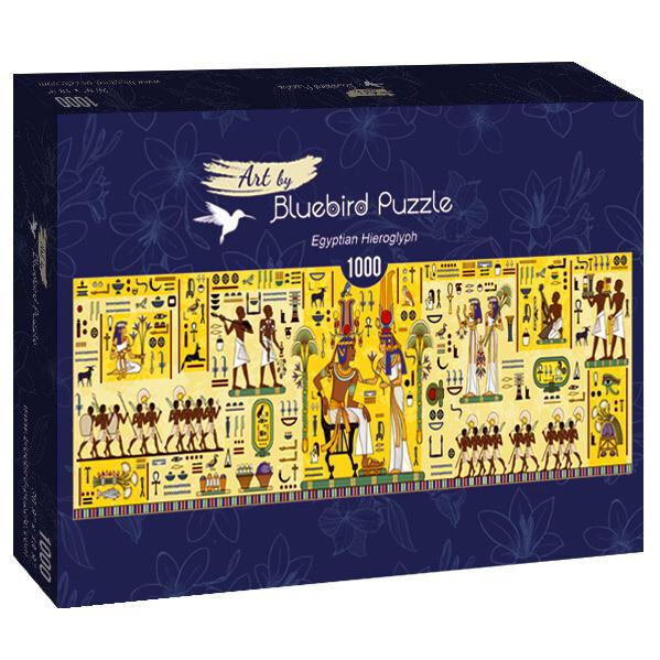 PUZZLE 1000 pcs - Hieróglifo Egípcio - BLUEBIRD