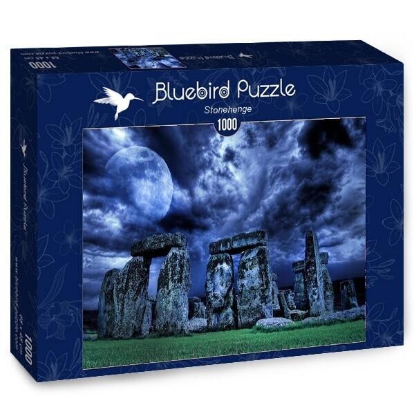 PUZZLE 1000 pcs - Stonehenge - BLUEBIRD