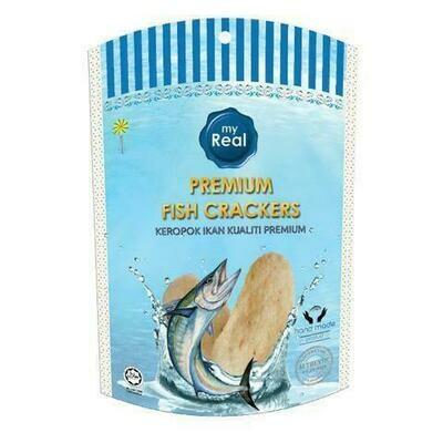 Малайзийские рыбные чипсы myReal