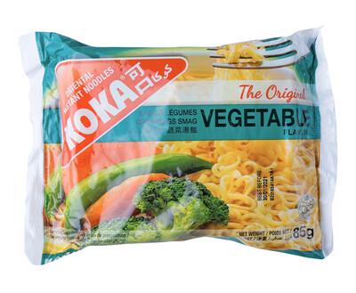 Сингапурская лапша КОКА б/п Ориджинал с овощами