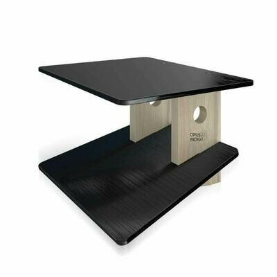Opus Arise Laptop Stand suitable for both laptop and desktop monitor.