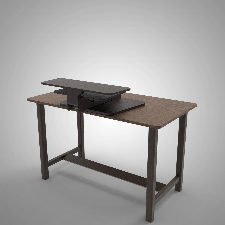Arise Flexi sit/stand converter