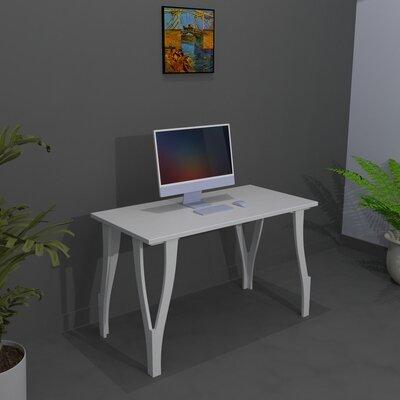Wishbone Table White