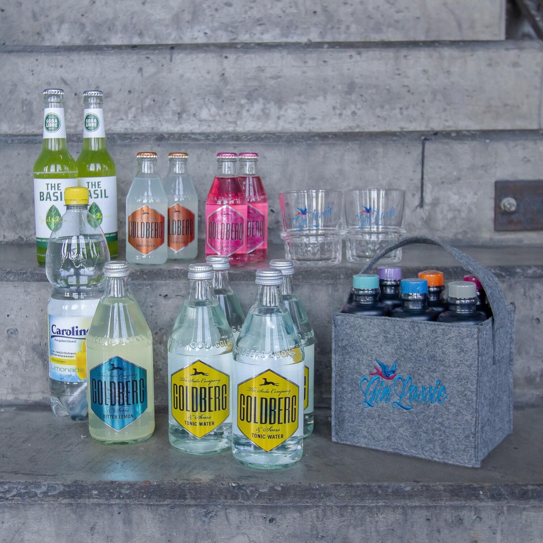 Gin Lossie Gin-Tasting-Set