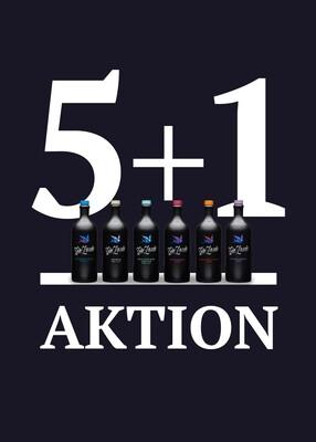Gin Lossie Aktionspaket 5 + 1