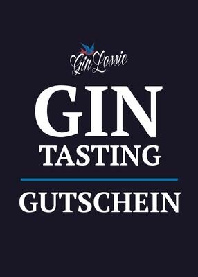 Gin Lossie Tasting