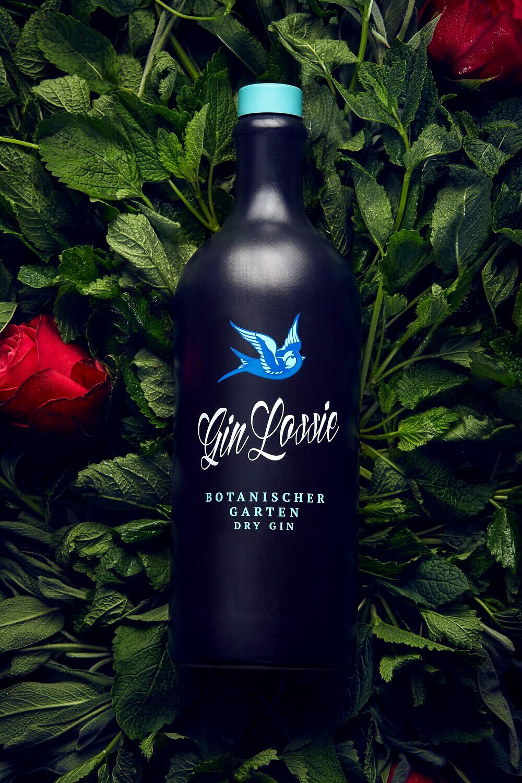 Gin Lossie Botanischer Garten 0,7l