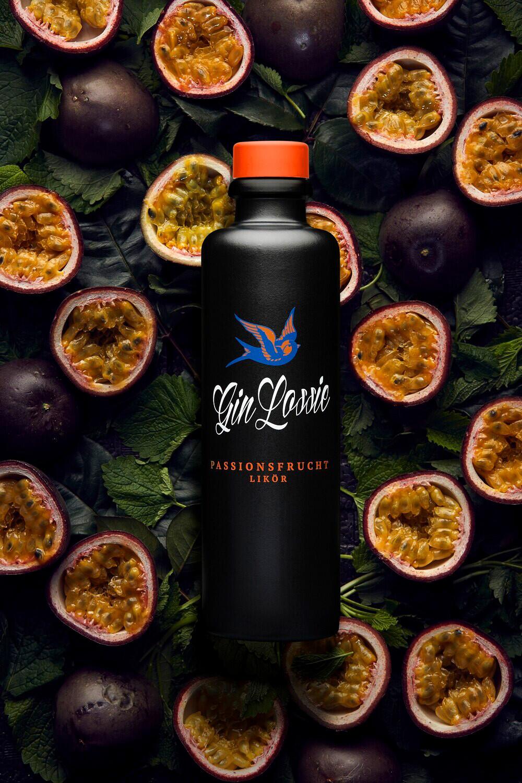 Gin Lossie Passionsfrucht 0,2l