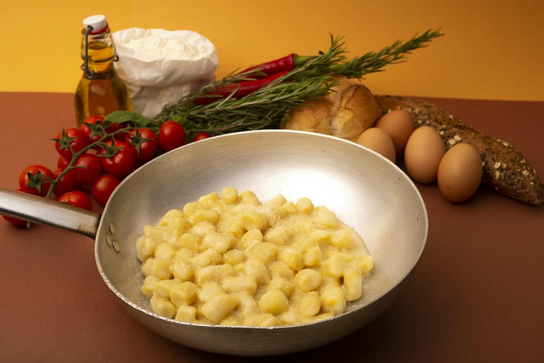 Burro e parmigiano