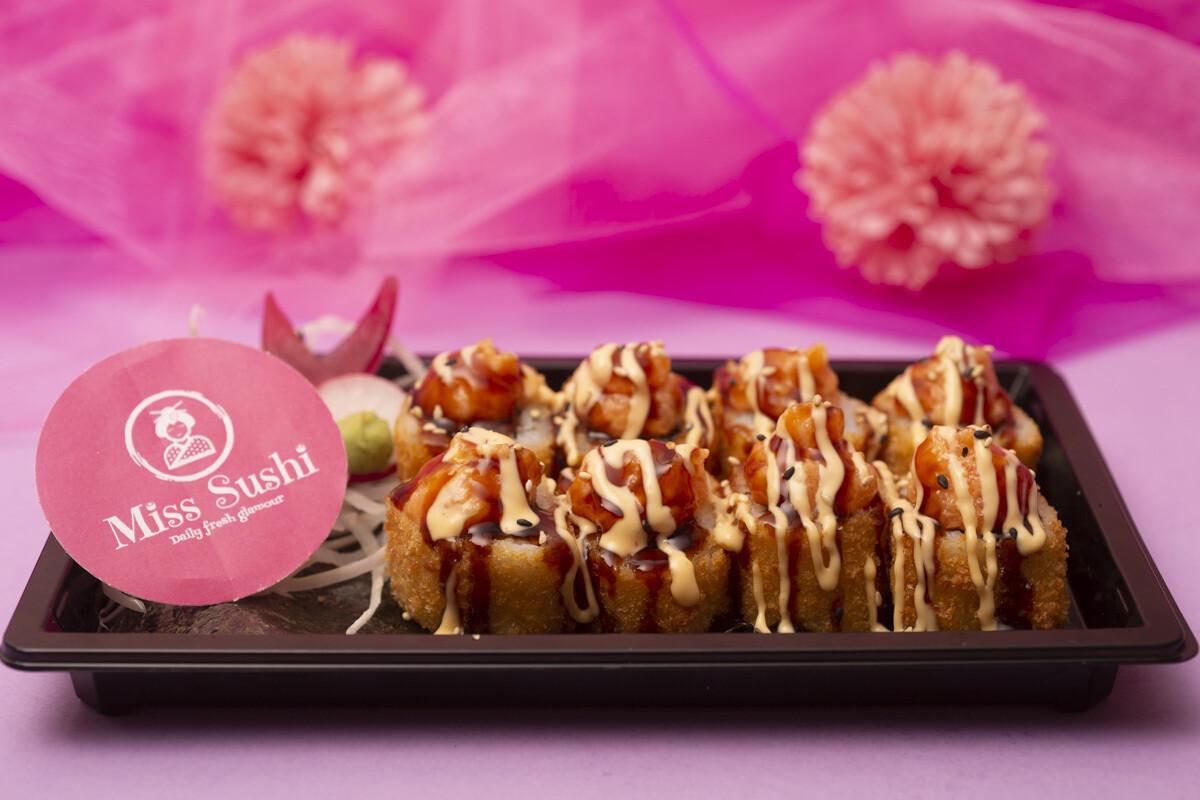 Kyoto tempura roll