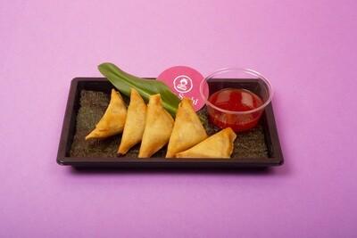 Curry samosa