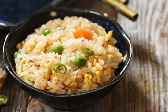 Gebakken rijst met groenten DV