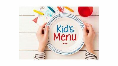 Feestdag menu voor de juniors