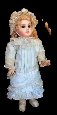 Antigua Muñeca Tete Jumeau