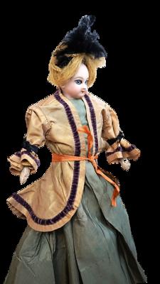 Muñeca antigua Jumeau Poupée de Mode
