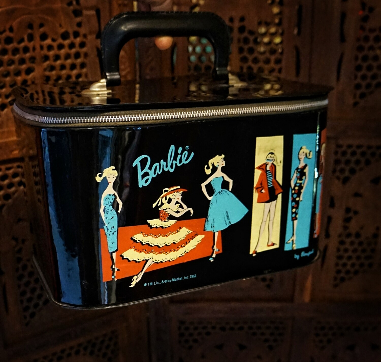 Maletín de Barbie Vintage